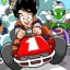 gioco flash DragonBall Kart gratis