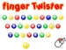 gioco flash Finger Twister gratis