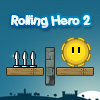 gioco flash Rolling Hero 2 gratis