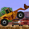gioco flash Bulldozer Mania gratis