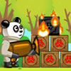 gioco flash Panda Incendiario gratis