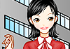 gioco flash School Girl DressUp gratis